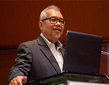 UCSI大学拿督阿末依布拉欣教授